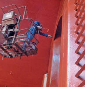 primer para navio mercante / para barco profissional / para aço / à base de zinco