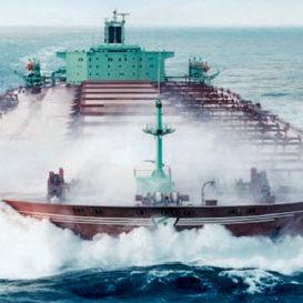 revestimento para barco profissional / para navio / top coat / monocomponente