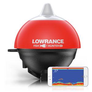 sonar de pesca náutico / em cores / 3D / portátil