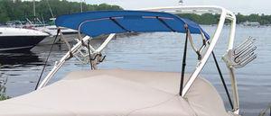 capota para barco / para cockpit / com estrutura de alumínio
