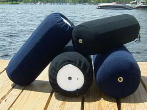bóia do pára-choque para barco