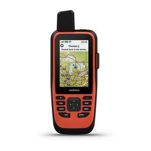 GPS / náutico / em cores / portátil