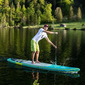 prancha de stand-up paddle inflável