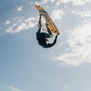 prancha de kitesurf twin-tips / de Freeride / de velocidade / quad fin