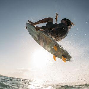 prancha de kitesurf surfe / de Freeride / de Wave / de Freestyle