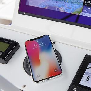 carregador para celular / para barco / impermeável / sem fio
