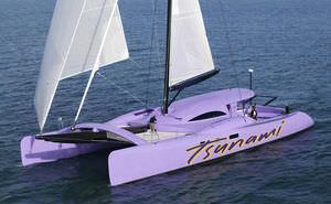 catamarã / de charter / de popa aberta