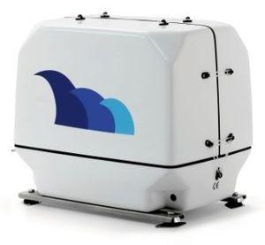grupo gerador de energia para barco / para iate / a diesel / insonorizado