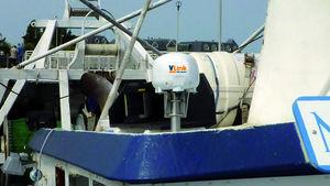 transponder para barco de pesca profissional