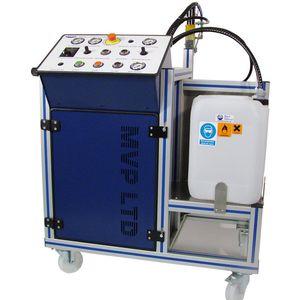 máquina injetora para RTM