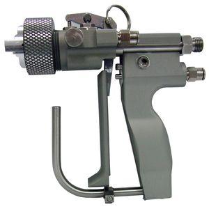 pistola de projeção simultânea