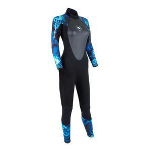 roupa completa de neoprene de mergulho