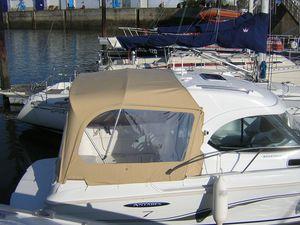 capota de sol para barco