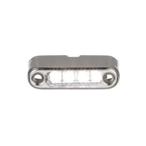 luz de cortesia / para barco / de LED / para montagem nivelada
