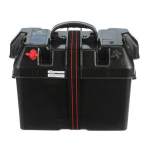 caixa para bateria para barco