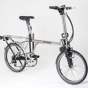 bicicleta dobrável citadina