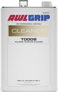 detergente multi-superfícies / para barco / solvente