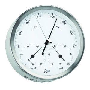 barômetro analógico / termômetro / higrômetro