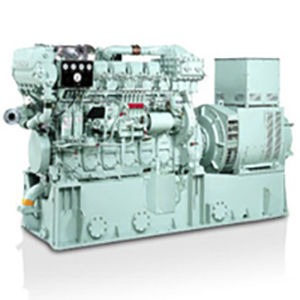 motor para navio auxiliar / a diesel / Tier 1