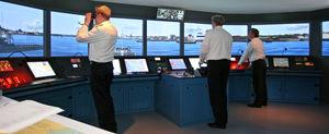 software de treinamento ECDIS / para navio