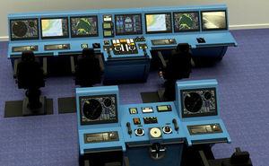Sistema de Ponte Integrado para navio
