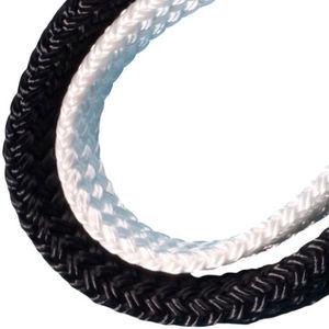 cabo de amarração / com trançado plano / para veleiro / para barco