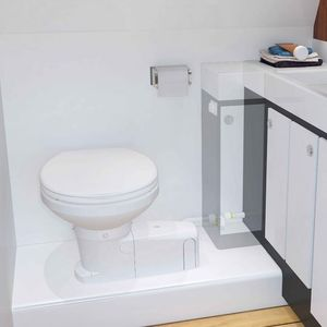vaso sanitário para navio