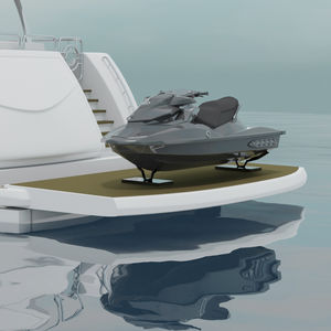 plataforma para barco