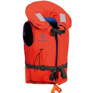 colete salva-vidas em espuma