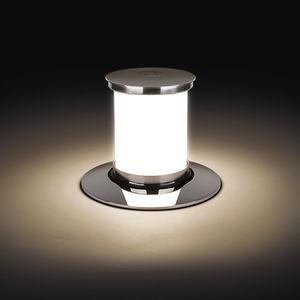 luminária para ambiente externo