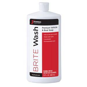 detergente para metais / para fibra de vidro / para barco