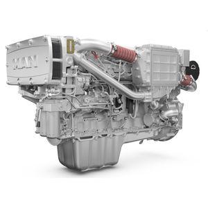 motor a diesel para navio