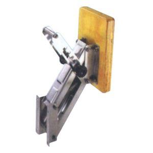 suporte de motor para barco / ajustável / em madeira / em aço inox