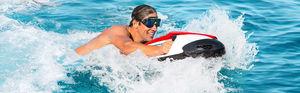 scooter aquática