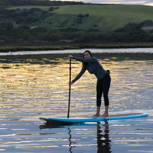 prancha de stand-up paddle longboard
