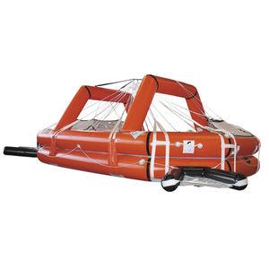 sistema de resgate de homem ao mar para barco