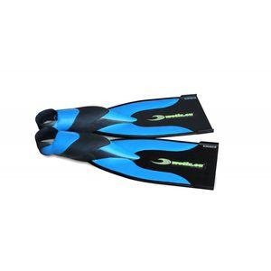 nadadeiras de mergulho / em carbono / ajustáveis