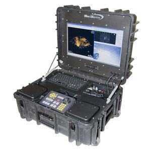 console de comando para ROV