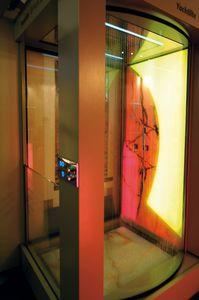 luminária para ambiente interno