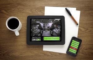 software para sistema de controle e de alarme