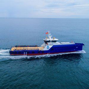navio de apoio offshore para transporte de tripulação