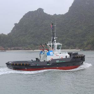barco de trabalho