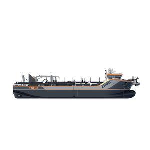 navio especial draga autotransportadora de sucção e arrasto
