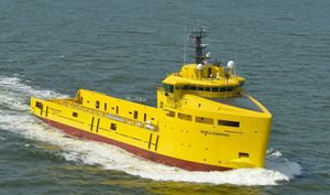 navio de apoio offshore de abastecimento de plataformas (PSV)