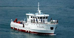 navio de pesquisa haliêutica