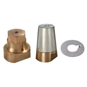 ânodo de sacrifício para barco / em zinco / para eixo propulsor