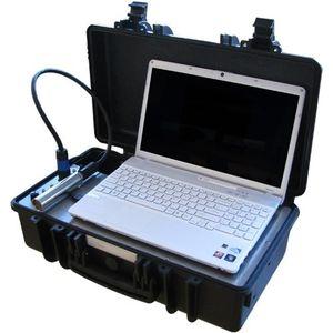 console de comando para ROV / de câmera