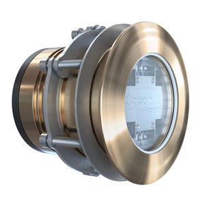 iluminação subaquática para barco / para iate / de LED / para montagem nivelada