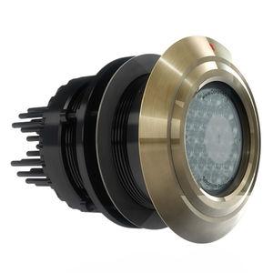 iluminação subaquática para iate