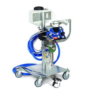 dosador-misturador de resina / eletrônico / para estaleiro naval